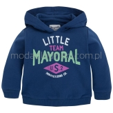 MAYORAL Bluza z kapturem