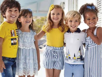 Mayoral Moda Dla Dzieci odzież dziecięca Mayoral 2020